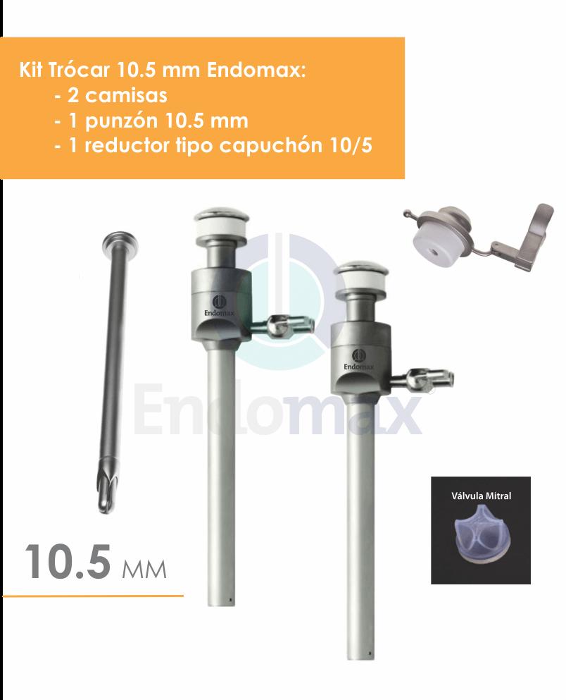 kit-trocar-10.5-mm-valvula-mitral